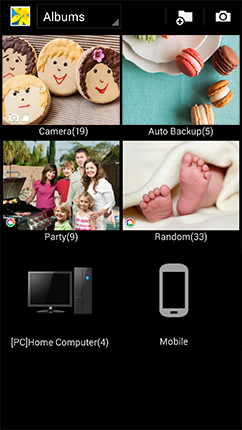 DLNA - Nearby Devices